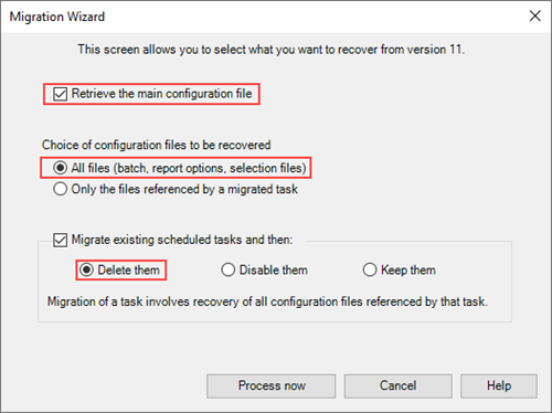 Migrate old settings to Promodag Reports v.12
